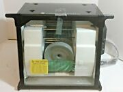 New Ronco Showtime Full Size Rotisserie And Bbq Oven Roaster Model 4000 Black