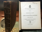 Signed 1st Edition, Humphreys And Abbot 1876, Mississippi And Ohio Rivers, Usace