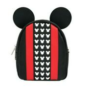 Loungefly Disney Mickey Mouse Convertible Backpack New
