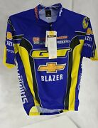Menand039s De Marchi Gt Blazer Shimano Race Fit Cycling Jersey Air Control