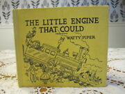 The Little Engine That Could Watty Piper Original Edition 1961 Hc