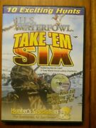 Take 'em Six Duck And Goose Hunting 2 Set Dvd