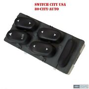 New Ford Taurus Sable Master Driver Power Window Switch F4dz14529a 92-95