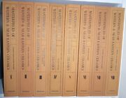 Masterpieces Of Western And Near Eastern Ceramics 8 Volume Complete Set