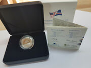 Cape Verde 200 Escudos 2018 200 Years Of Friendship Silver Proof Box And Coa