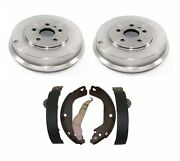 🔥2 Rear Brake Drums And Brake Shoes For Chevrolet Cruze🔥