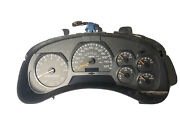 2002-2005 Chevy Trailblazer Instrument Gauge Cluster Speedometer Reman Rebuilt