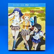 My-hime The Complete Series Blu-ray + Dvd Slipcover Combo Anime My-otome