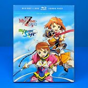 My-otome Zwei + 0 S. Ifr Ova Complete Collection Blu-ray/dvd Anime My-hime