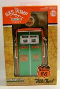 Vintage Gas Pump 1954 Phillips 66 Green Machine Chase 118 Scale Greenlight 2020