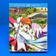 My-otome The Complete Series Blu-ray + Dvd Combo Slipcover Anime My-hime