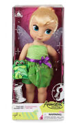 Disney Animators' Collection 16 Toddler Doll Princess Tinker Bell  New 2020