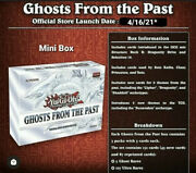 Ghosts From The Past Case 10 Display Boxes/50 Mini Boxes Pre-sale