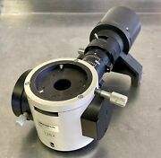Olympus Bh2 Fluorescence Microscope Arm With B Filter Cube
