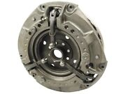 Heavy Dual Clutch Assembly Compatible Wd Massey Ferguson Tractor Mf 240 245 12