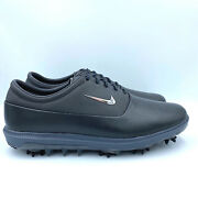New Menandrsquos Nike Air Zoom Victory Tour Black Leather Golf Shoes Sz 10.5 Aq1479-001