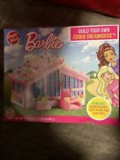 Barbie Build Your Own Cookie Dreamhouse 24.01 Oz By Create-a-treat - New