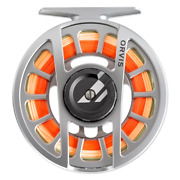 Orvis Hydros Fly Reel I - Silver