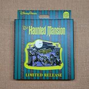 Hitchhiking Ghosts Will Follow You Home Pin 2020 Disney Haunted Mansion Lr