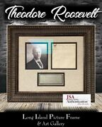 Theodore Roosevelt Signed Letter To Life Long Friend Endicott Peabody Republican