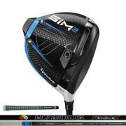 New 2021 Taylormade Sim2 Driver - Choose Your Loft, Hand, Shaft, And Flex