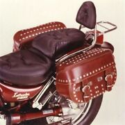 Suzuki Vs 1400 Intruder Sissybar Without Luggage Rack Chrome By Hepco And Becker