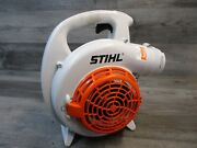 Fuel Gas Powered Stihl Lawn Grass Leaf Blower Engine For Parts Only 70dba