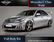 Mercedes Wald Full Body Kit For The W204 C Class