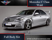 Wald Full Body Kit Conversion For Mercedes C Class W204