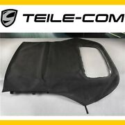 75 Porsche 911 991 Cabriolet Hood Covering Black Without Rear Window/top