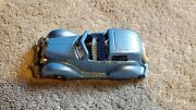 Hubley Cast Iron Ford Brewster 4 80 + Years Old Overhauled Paint Scarce Toy.