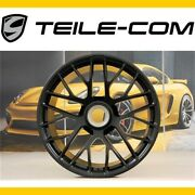 40 New Porsche 911 991.1 Gts 20 Turbo S Central Locking Rim/wheel 11j Et52