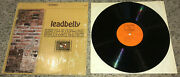 Leadbelly Everest Records/archive Of Folk And Jazz Music Fs-202 Lp Vg+