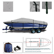 Apache 28 Brave Powerboat Heavy Duty Trailerable Storage Performance Boat Cover