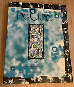 The Cure Ten Imaginary Years Robert Smith Steve Sutherland 1988 Book In French