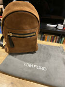 Tom Ford Buckley Backpack - Rrp Andpound1600