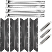 Bq Gas Grill Heat Plates Burners Crossover Tubes Replacement Parts For Kenmore