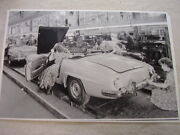 1958 Mercedes Benz 190sl Assembly Line 11 X 17 Photo Picture