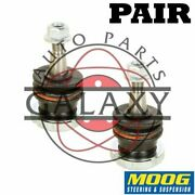 Moog New Front Lower Ball Joints Pair For Mercedes-benz Ml320 Ml350 Ml430 Ml500