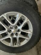 Chevy Traverse Winter Tires And Rims
