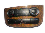 Oem 06-10 Mercedes-benz W251 R350 Ac Heater Climate Control Heated Seats Panel