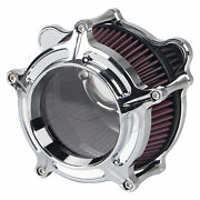 See Through Air Cleaner Intake Filter For Harley Deuce Fxstd Dyna Street Fat Bob