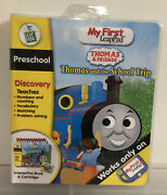 New Leap Frog My First Leap Pad Thomas And The School Trip Book Cartridge Ar114