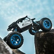 Rc Cars 4wd Double Motors Drive 2.4g Electric Radio Remote Control Off-road