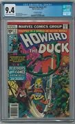Howard The Duck 17 35 Cent Price Variant 9.4 Cgc
