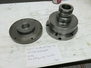 Buck 6 Lathe 5c Collet Chuck 1 1/2-8 Tpi South Bend 9 And 10k And Dividing Head