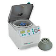 Hermle Z207-a 8 X 15ml Compact Clinical Centrifuge With Fixed Angle Rotor