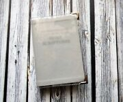 Clear Bible Book Cover Jw Nwt Man Women Baptism Pioneer Gift Jehovah's Witness