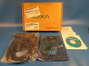 Abb 3bus208800-001 Moxa Cp--118u Rs485 Serial Card Includes Harness/software