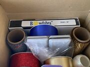 Bowdabra Bow Maker With Vhs And Ribbon Christmas Gift Wrapping Craft Tool Open Box